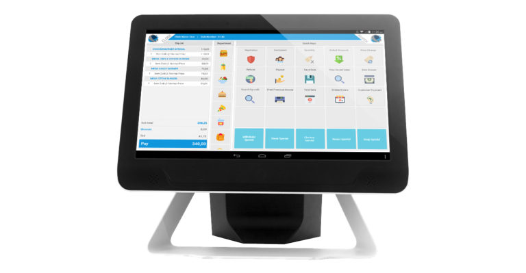 Pos Lab 15.6 Reflect with Android Wide